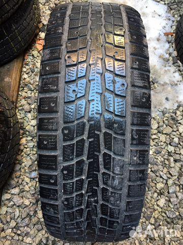 89211101675 265/60 R18 Dunlop Sp Winter Ice 01