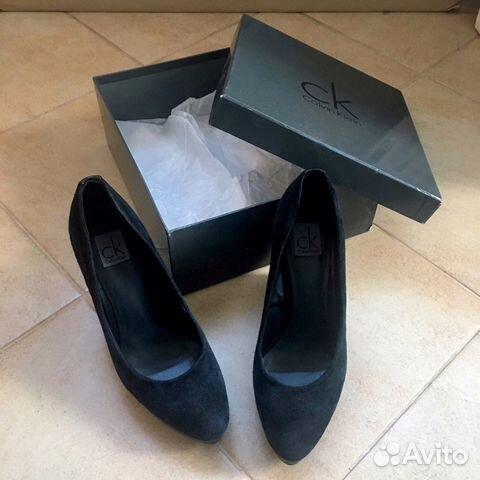 72669c06f Туфли Calvin Klein, оригинал купить в Москве на Avito — Объявления ...