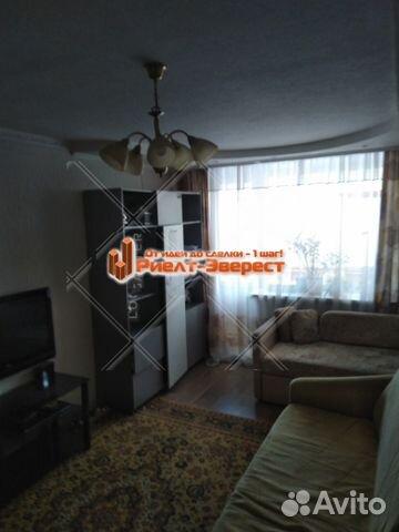 Продается двухкомнатная квартира за 3 400 000 рублей. г Тула, ул Демонстрации, д 9.