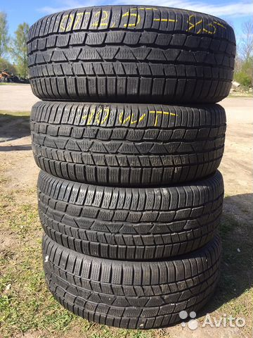 89211101675 Continental ContiWinterContact 215/55 R17