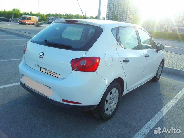 Купить SEAT Ibiza пробег 83 000.00 км 2009 год выпуска