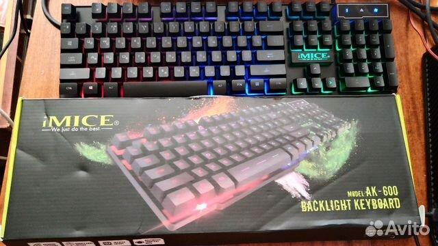 Игровая клавиатура купить 2
