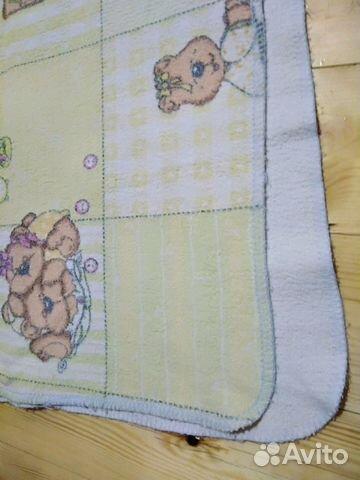 Одеяло детское 140х80  89158542831 купить 2