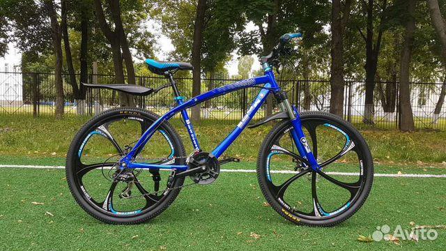 89527559801 Велосипед новвй,на литых дисках