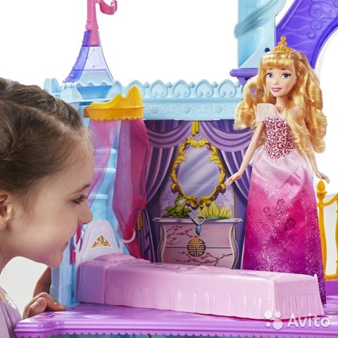 Disney Princess дворец для барби B8311  89062132153 купить 4