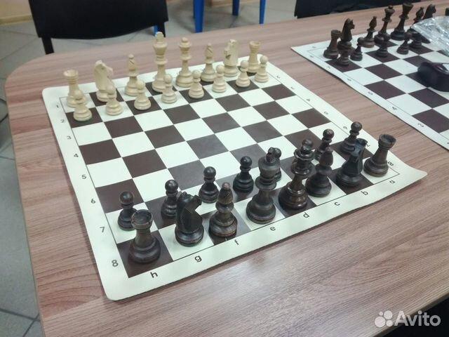 Шахматы деревянные новые Стаутон  89644106161 купить 3