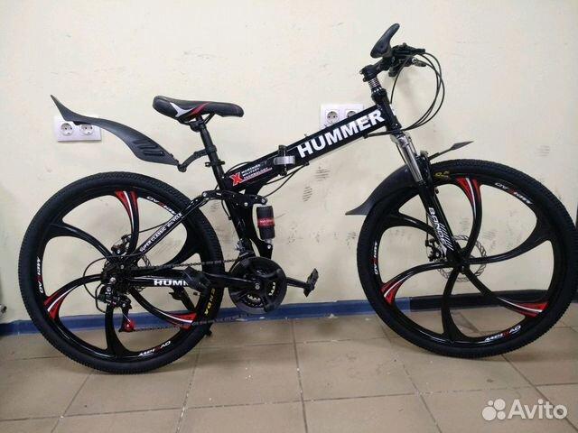 89527559801 Горный велосипед, Хаммер,21 скорость