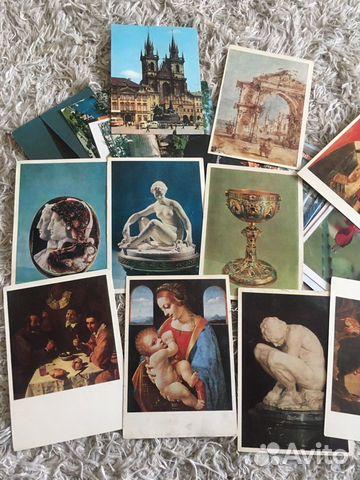 Можно продать старые открытки