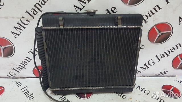 Радиатор основной Mercedes W123 E280 A1235013301 89143292009 купить 2
