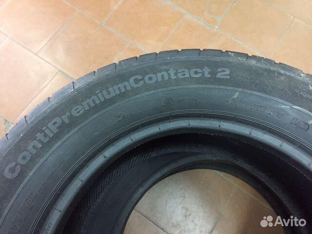225/55 R16 Continental ContiPremiumContact2 89211101675 купить 4