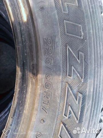 Продам шины Bridgestone Blizzak 225/60 R17 89045703303 купить 2