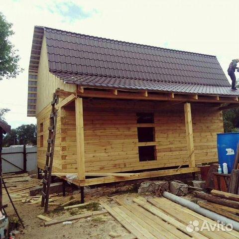Строительство домов, бань, дачных домиков, кровли 89129213857 купить 3