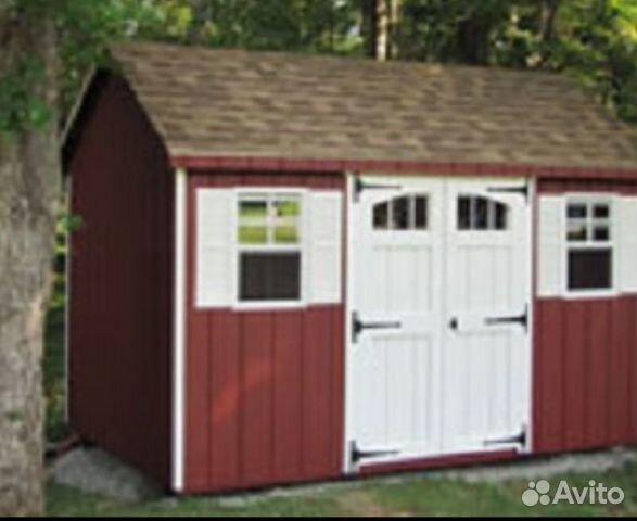 Садовый домик 3,5 х 2,5  купить 2