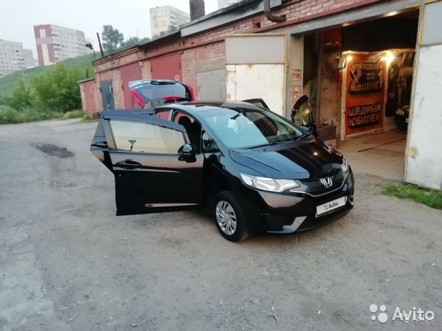 Honda Fit, 2013 89130310689 купить 5