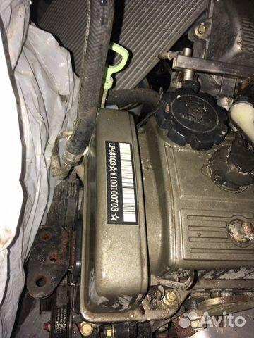 Двигатель Lifan Breez 1.6 89278232129 купить 4