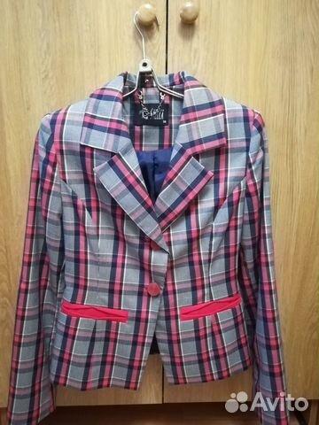 Пиджак на девочку-подростка
