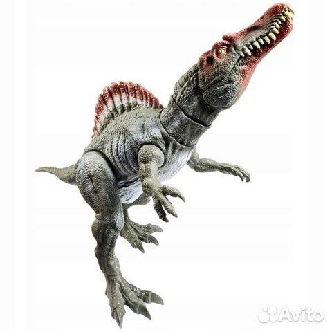 Jurassic World Мир юрского периода - спинозавр купить 3