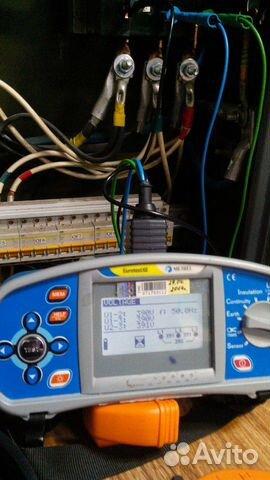 Испытания электроустановок  89644724964 купить 1