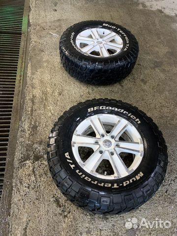 Продам шины BF Goodrich 89139651634 купить 2