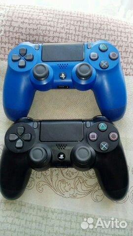 PS4 joysticks