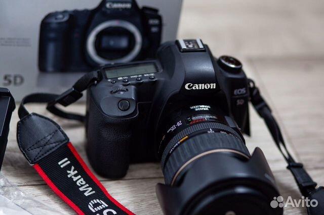 Canon 5D mark ii+ объектив 28-135 мм 89608557863 купить 6