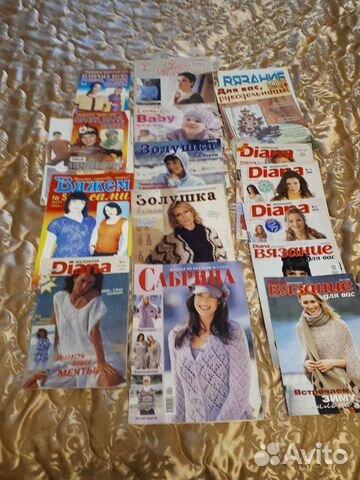 Журналы по вязанию  купить 3