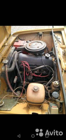 ВАЗ 2101, 1977