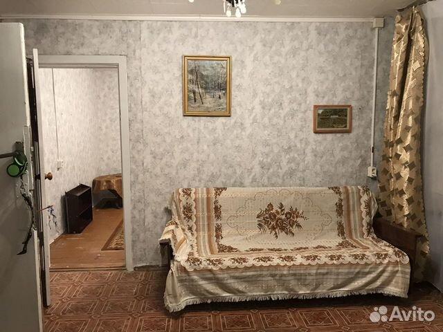 2-к квартира, 29.5 м², 3/4 эт.