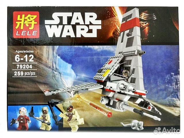 84942303606 Лего звездные войны 259 деталей