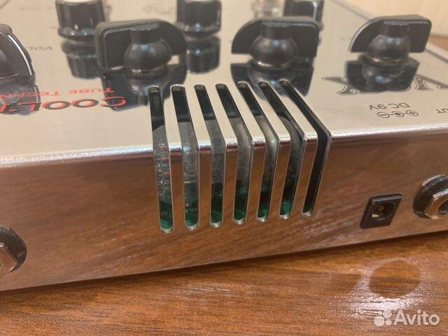 Дисторшн VOX Cooltron Bulldog Distortion 89626302599 купить 4