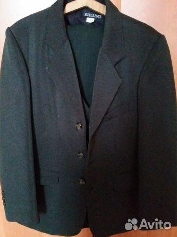 Школьный костюм-тройка  89606329835 купить 5