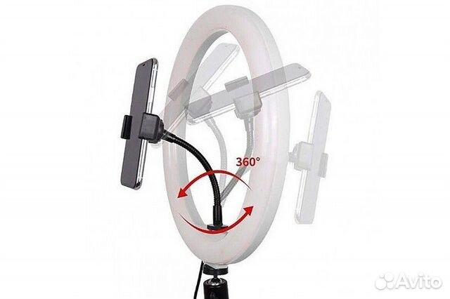 Световое кольцо M-33 LED Filling lamp с треногой 2