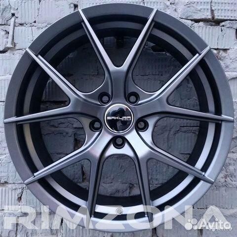 Новые диски Sakura D8270 на Skoda, Volkswagen 89053000037 купить 1
