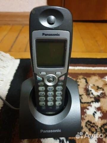 Радиотелефон Panasonic на 2 трубки 89142630574 купить 3