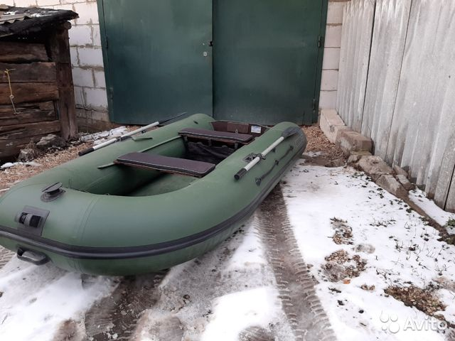 Лодка пвх Навигатор 320 купить 5