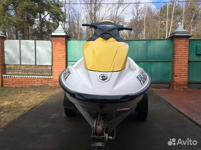 Гидроцикл BRP-GTI 130л.с