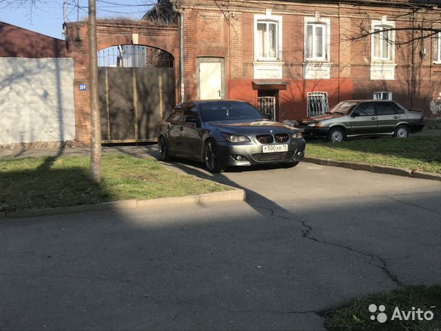 BMW 5 серия, 2003