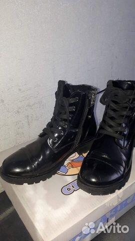 Ботинки  89504007085 купить 3