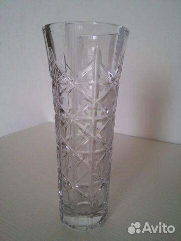 Хрустальная ваза 89129945191 купить 2