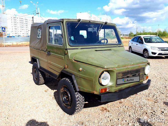 ЛуАЗ 969, 1990 89091062446 купить 2
