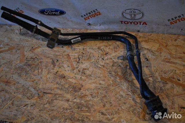 89307139175 Горловина топливного бака Ford Fiesta MK5 fxja
