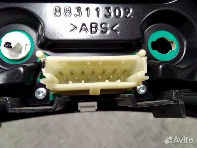 Панель приборная (щиток приборов) для Opel Combo C 83652669747 купить 4