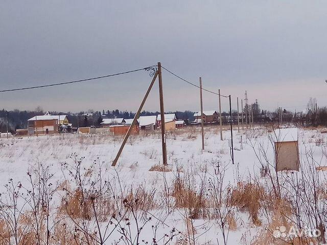 купить земельный участок район Новое Лукино