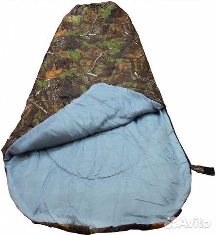 Спальный мешок, спальник туристический