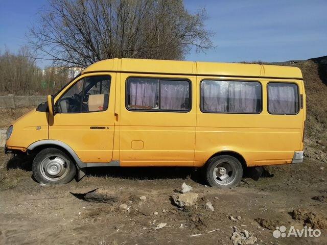 ГАЗ ГАЗель 3221, 2005