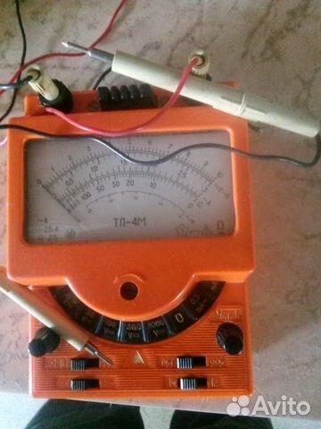 Ампервольтомметр, испытательтранзисторов