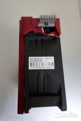 Комплект для второго CPU HP ML350 G10