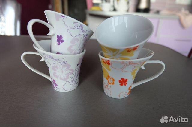 Набор кофейных чашек 89876961755 купить 1