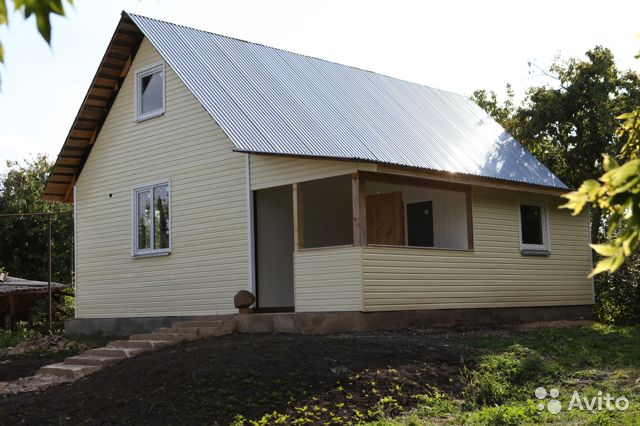 Дом 100 м² на участке 39 сот.
