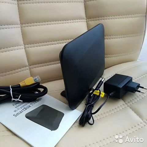 Wi-Fi роутер Билайн 5G